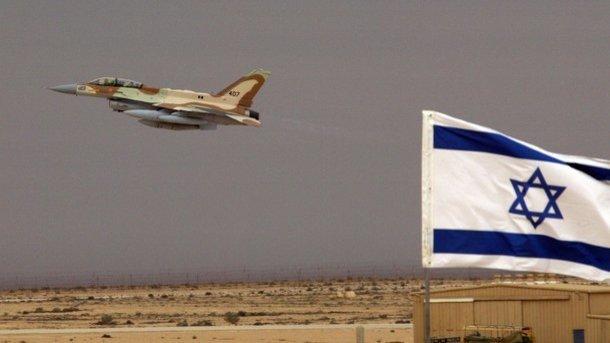 ВВС Израиля нанесли удары по объектам сирийской армии