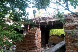 В Харьковской области рухнула железобетонная стена: есть погибший