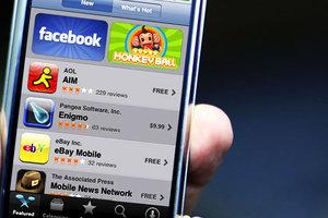 Взгляд в прошлое: самые популярные приложения iPhone 10 лет назад