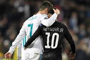 """Неймар передумал переходить в """"Реал"""" после ухода Зидана и Роналду"""