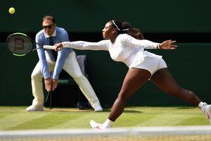 Серена Уильямс стала второй финалисткой Уимблдона
