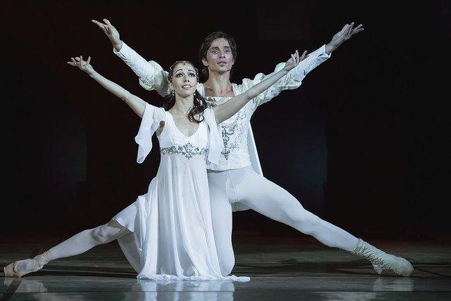 Екатерина Кухар и Александр Стоянов. Фото: пресс-служба