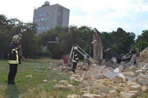 На территории одесской метеостанции произошел взрыв: полностью разрушено здание
