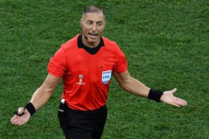 Нестор Питана - главный арбитр финала чемпионата мира