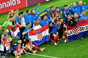 Хорваты после финала решат, награждать ли медалями Вукоевича и Калинича