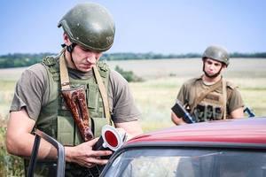 """На Донбассе задержали четырех подозреваемых в сотрудничестве с """"ДНР"""""""