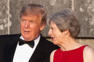 Brexit позволит Британии заключить сделку о свободной торговле с США - Мэй