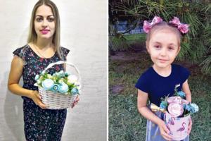 Украинка создает ароматные букеты из мыла