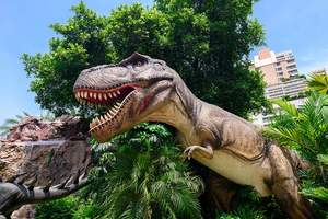 Сенсационная находка: обнаружен динозавр, противоречащий науке