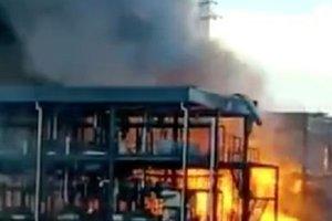 В Китае на химическом заводе произошел взрыв : 19 погибших