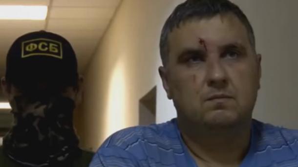 Суд вКрыму дал 8 лет тюрьмы украинскому диверсанту Панову