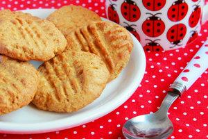Рецепт идеального печенья с арахисовым маслом