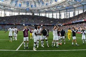 Выдра предсказала победителя финала чемпионата мира Франция - Хорватия