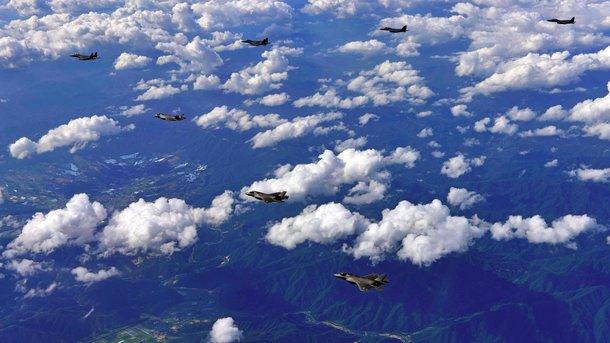 Южная Корея попросила Российскую Федерацию недопускать новых вторжений бомбардировщиков взону ПВО