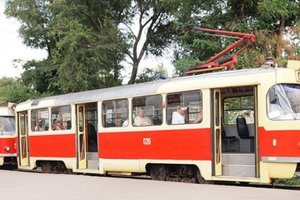 В Киеве снова начинает ходить трамвай в Пущу