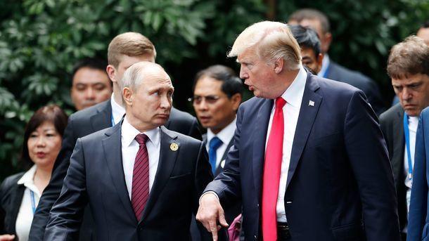 Стало известно, когда встретятся Путин и Трамп