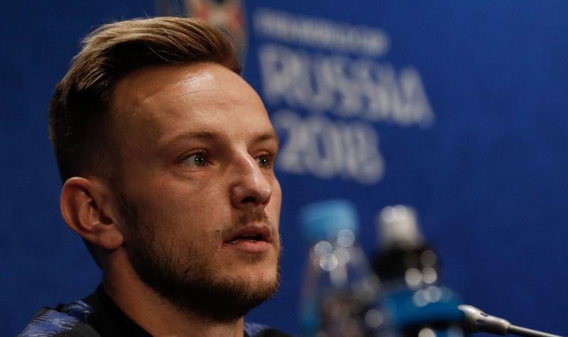 Иван Ракитич. Фото AFP
