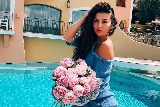 Анна Седокова. Фото: instagram/annasedokova