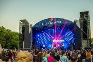 Atlas Weekend-2018 глазами украинских знаменитостей