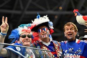 Финал чемпионата мира: вероятность победы Франции над Хорватией равна 69 процентам