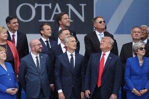 Театр одного актора або саміт НАТО: чи погрожував Трамп покинути ряди Альянсу