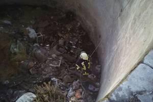 У Донецькій області підліток провалився в резервуар насосної станції: фото