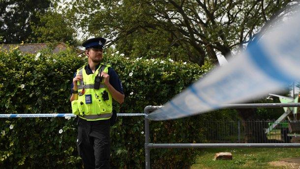 Полиция Великобритании заявляет, что нашла бутылочку с
