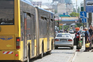 В Киеве с сегодняшнего дня проезд подорожал вдвое: билет обойдется в 8 гривен