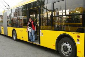 Проезд во многих маршрутках Киева стал дешевле муниципального транспорта