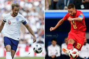 Прогноз букмекеров на матч за третье место Англия - Бельгия