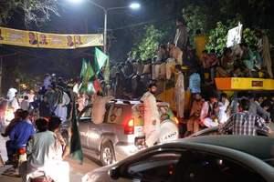 Кровавый митинг в Пакистане: число погибших возросло до 150 человек