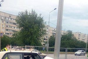 Младенец, которого в коляске сбила легковушка в Харькове, умер в больнице
