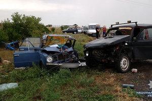 Пьяное лобовое ДТП в Запорожской области: один человек погиб, три пострадали