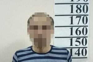 В центре Киева полиция задержала вооруженного иностранца