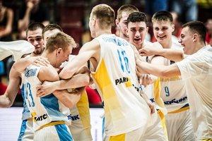Историческая победа украинского баскетбола: впервые обыграли Испанию
