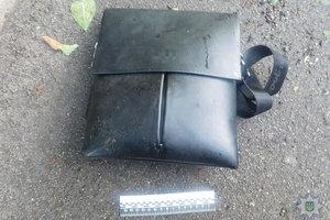 В Киеве полиция задержала двух грабителей
