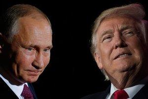 """У Трампа """"нет больших ожиданий"""" от встречи с Путиным"""