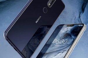 Ответ Xiaomi: Nokia представили мощный и недорогой смартфон X6