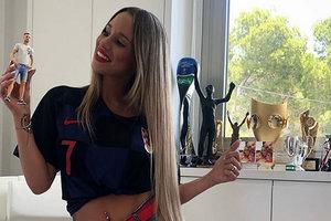 Сборная жен футболистов Хорватии: фото и соцсети красоток