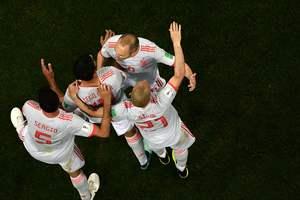 Сборная Испании получила приз за честную игру на чемпионате мира