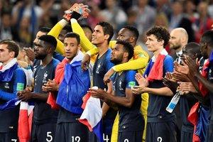 Александр Шовковский болел за Хорватию, но рад победе сборной Франции