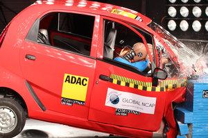 Умер проект самого дешевого автомобиля в мире Tata Nano