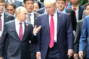 """Встреча Трампа и Путина: в Кремле объяснили ситуацию по """"Северному потоку – 2"""""""