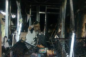 Масштабный пожар в столичном хостеле: появились новые подробности