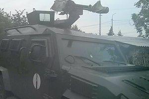 """На Донбассе боевики обстреляли """"Кугуар"""" пограничников: опубликованы фото"""