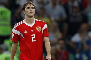 В символическую сборную ЧМ-2018 попал игрок сборной России - бразилец Фернандес
