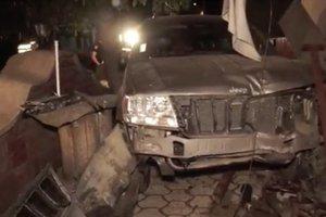 Резонансное ДТП с участием чиновника на Закарпатье: появилось видео аварии