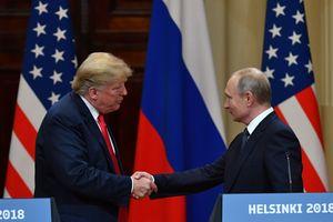 Дональд Трамп и Владимир Путин. Фото:AFP