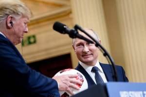 """""""Путин продолжает палиться"""": реакция  соцсетей на встречу Трампа и Путина"""