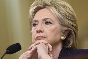 """Хиллари Клинтон: """"Теперь мы знаем, на чьей стороне вы играете"""""""
